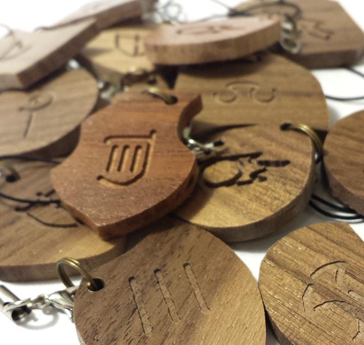 Portes-clés / Charms