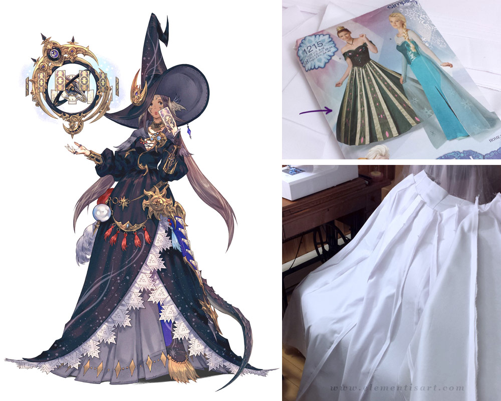 Cosplay FF14 Astrologian