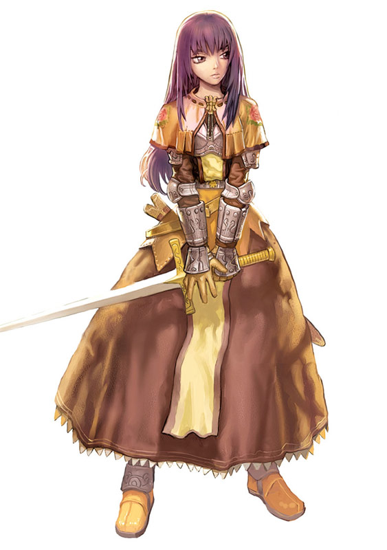 Ragnarok Online Swordman